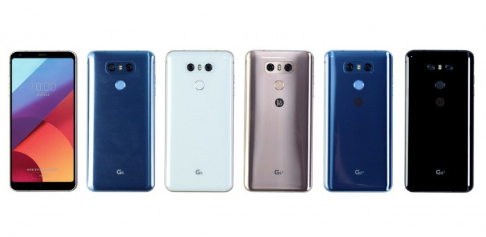 LG双旗舰G6 32GB/G6+发布 增加新配色-蜂巢网