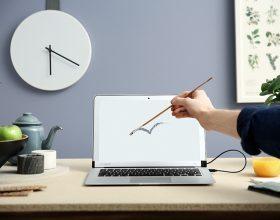 这款叫AirBar的产品,让MacBook Air秒变触控屏