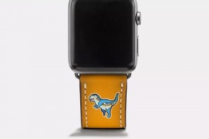 coach-dinosaur-apple-watch-strap-01-创业蜂巢TMT