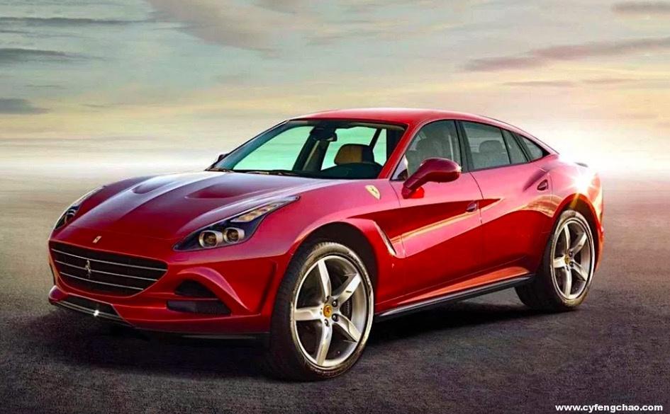法拉利官方确认将推出旗下首款SUV-烽巢网