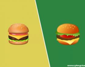 这个汉堡emoji让网友炸锅,谷歌CEO发话要全公司为它停工