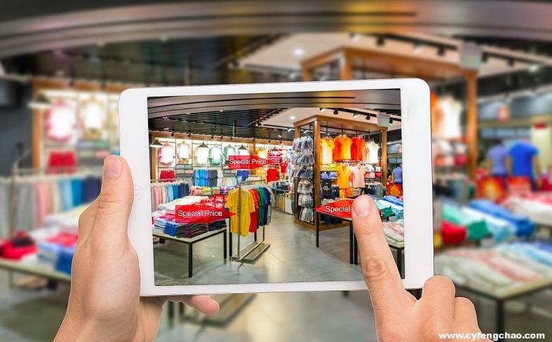 AI、AR双剑合璧,让新零售贴上智能的标签-烽巢网