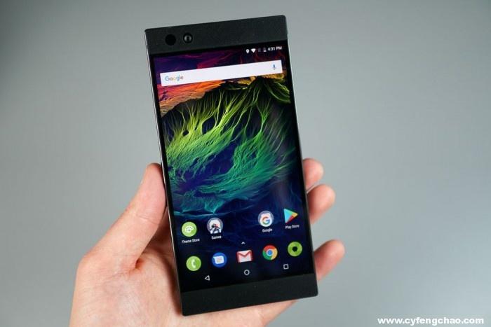 雷蛇Razer Phone明天上市 120Hz刷新率屏幕能否成为杀手锏?