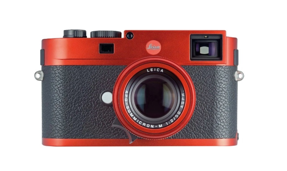 莱卡Leica M Typ 262 全新红色限量版别亮相-烽巢网