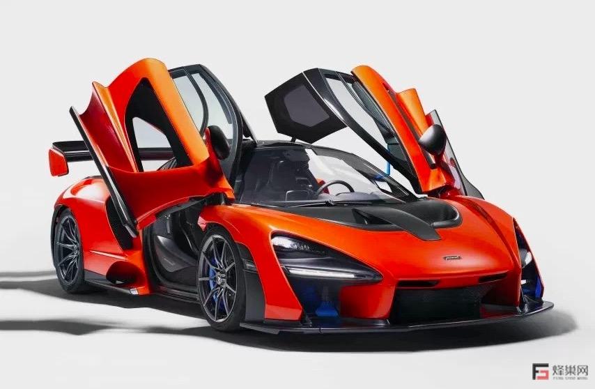 McLaren 全新超跑 Senna 正式亮相