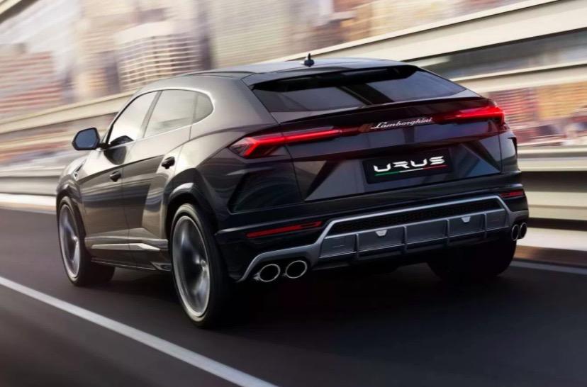 梦幻之作!兰博基尼SUV Urus正式发布