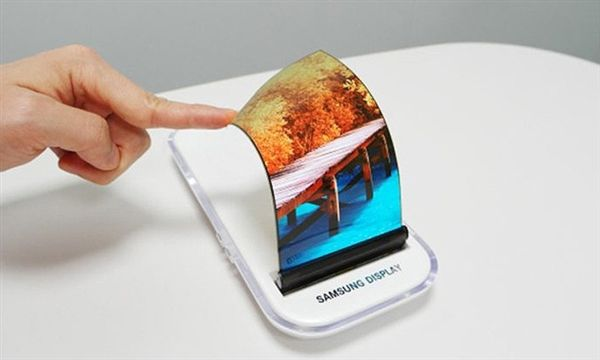 三星首款可折叠屏幕手机:Galaxy X 推迟2019年发布-烽巢网
