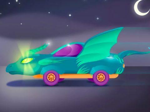 一群11岁的孩子设计了未来的汽车,结果非常令人愉快