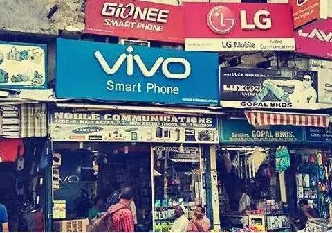 OPPO、VIVO们在印度碰壁,电商是唯一出路吗?