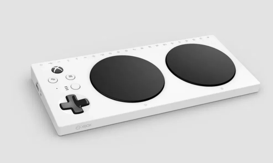 烽巢科技:疑似 Xbox 全新手柄设计曝光
