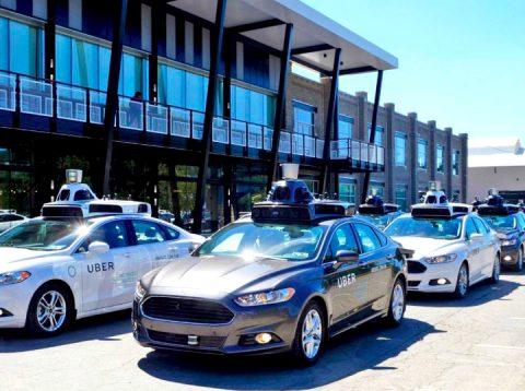困兽之斗:Uber牵手Waymo能否突围无人驾驶困局?