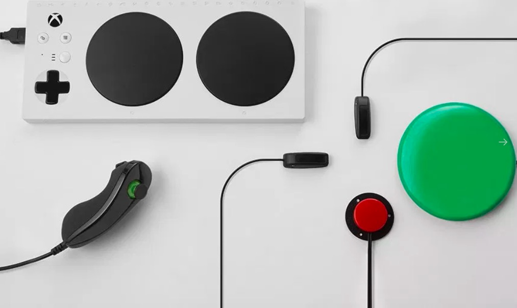 Xbox 全新游戏手柄设计 超大AB键体验更佳