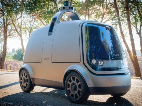 Kroger与初创公司Nuro合作,开发无人驾驶食品杂货配送