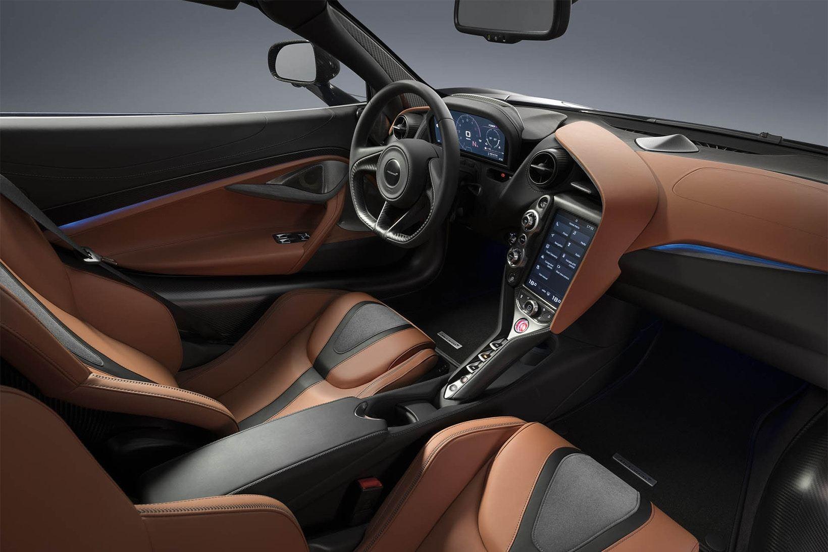 McLaren 720S MSO「Atlantic Blue」特别定制,惊艳登场!-烽巢网