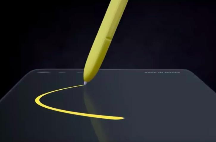 三星Galaxy Note 9发布会有四件事值得期待