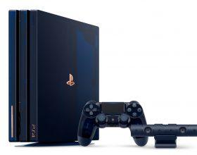 为庆祝售出5亿台PlayStation,索尼发售限量版PS4