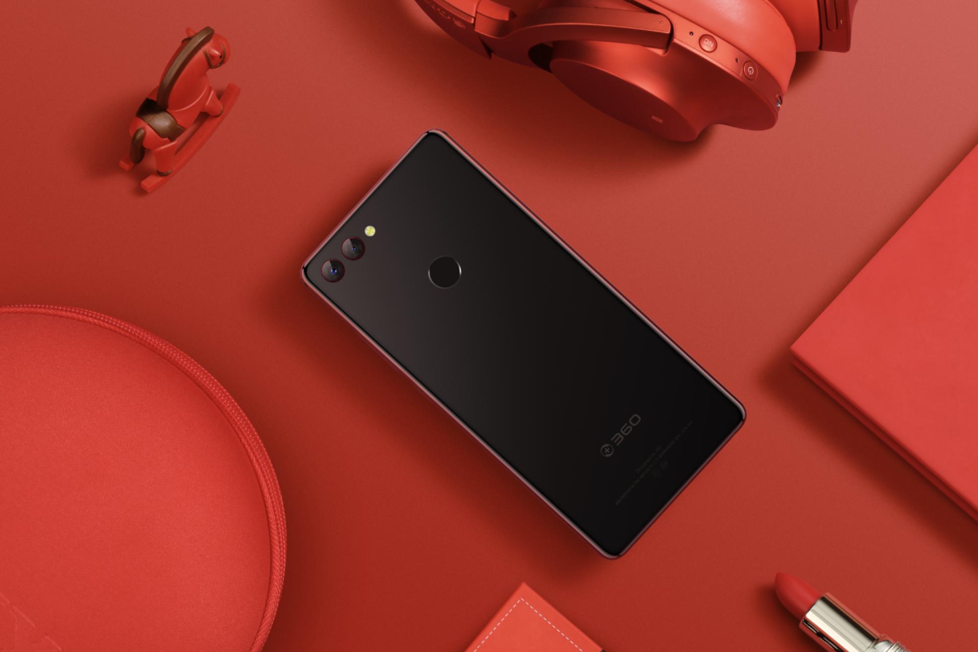 360手机N7 Pro正式发布 双玻璃金属设计颜值大提升