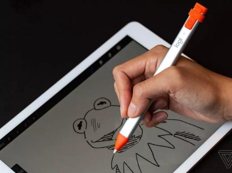 罗技蜡笔是一种不错的苹果铅笔替代品,可以做出一些妥协