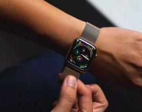 2018金色版别 Apple Watch Series 4 及 iPhone XS 图赏