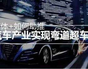 激活中国汽车媒体圈,杉车网与尾部汽车媒体的九死一生