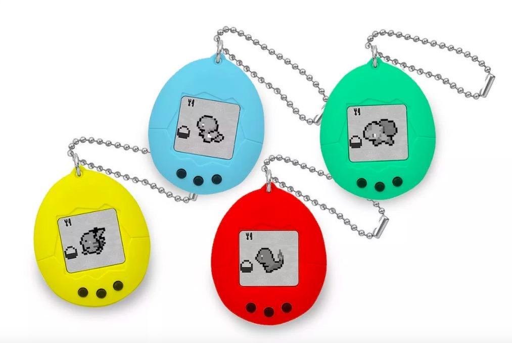 宝可梦 x Tamagotchi 电子宠物确认发售日期