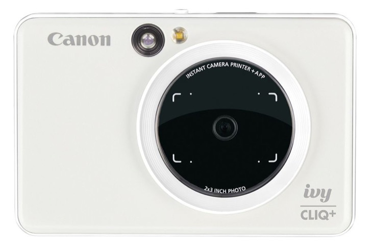 Canon正利用其新款CLIQ相机实现即时打印趋势