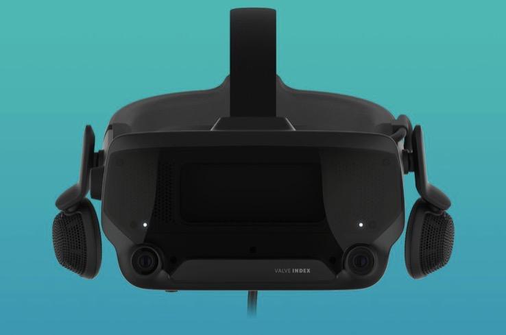 Valve的Index VR头盔将于今年6月上市,5月1日开始接受预订