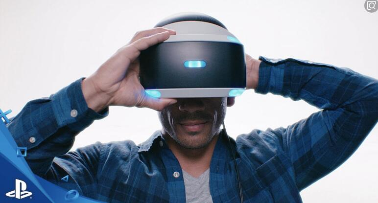 The PS4's future is PlayStation VR