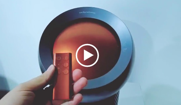 戴森发布Dyson Pure Cool Me多功能风扇