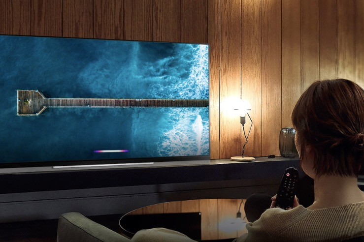 Alexa将于本月亮相LG 2019电视