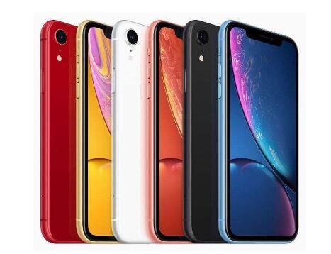 这些玻璃碎片很可能是苹果iPhone XR续集的颜色