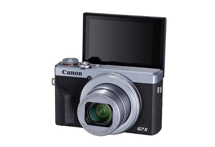 佳能的G7 X III支持YouTube直播和肖像视频
