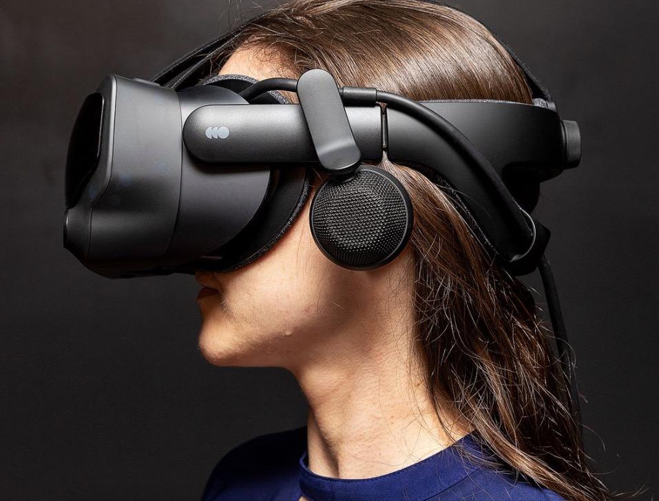 Valve 指数点评:高端价格的高性能VR